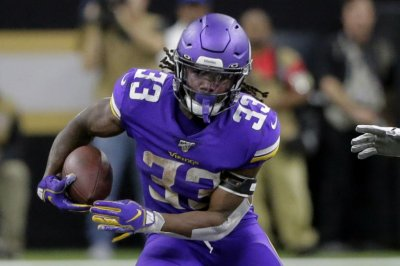 Vikings RB Dalvin Cook out Sunday after father's death