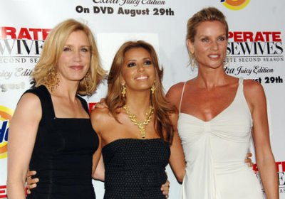'Housewives' set to welcome McDonough