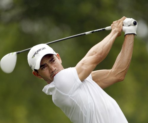 Camilo Villegas shoots 63, leads Northern Trust by three