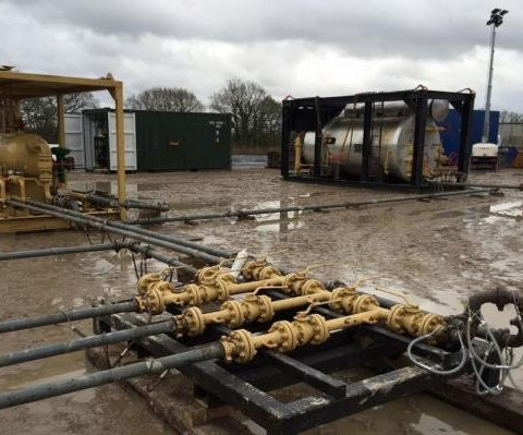 British government sees future potential for shale oil