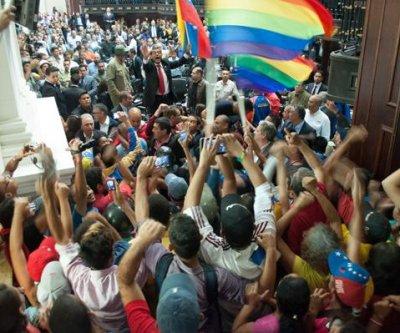 Venezuela parliament says Nicolas Maduro regime staged coup d'etat