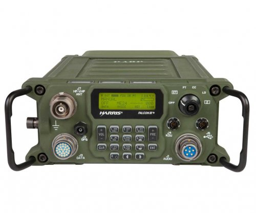 Harris intros new wideband manpack radio system