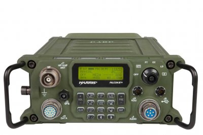 Harris intros new wideband manpack radio system