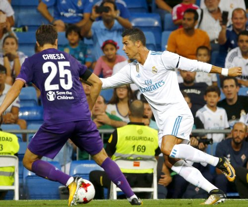 Real Madrid's Cristiano wows in start amid suspension, scores vs. Fiorentina