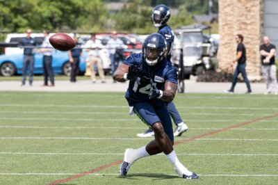 Russell Wilson: Seahawks WR D.K. Metcalf 'looking really special'