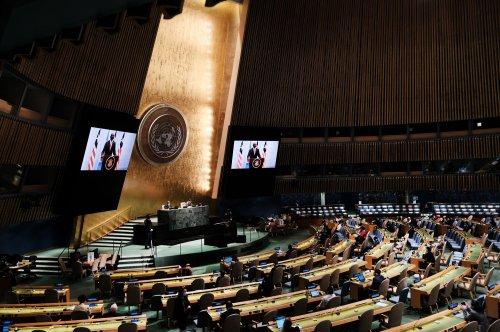 Watch live: EU, Palestinian Authority, Japan, Lebanon speak at U.N.