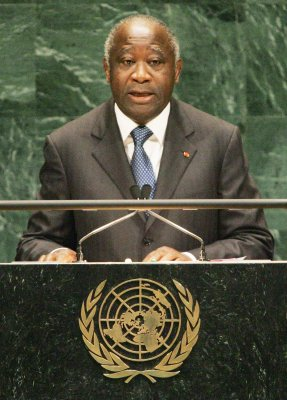 France says Gbagbo negotiating