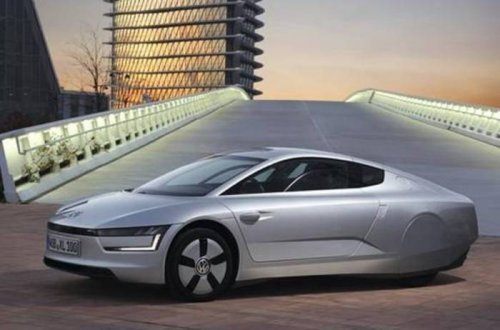 Auto Outlook: Futuristic Volkswagen gets world's top mileage, CR survey's top cars