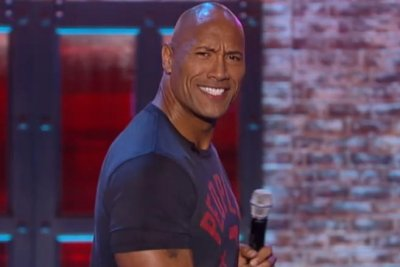 Dwayne Johnson performs Taylor Swift on 'Lip Sync Battle'