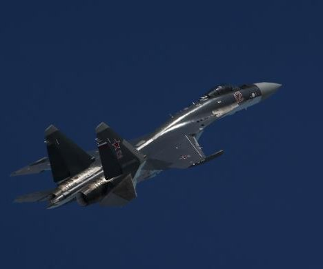 Russian aircraft sales boosted by Syrian campaign