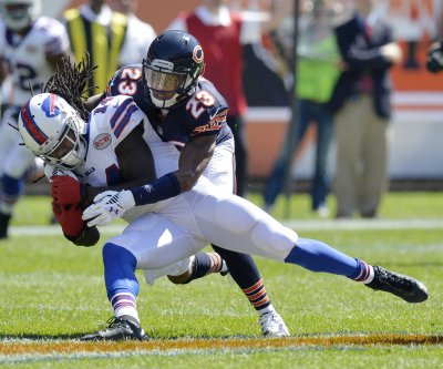Fantasy Football: Buffalo Bills' Sammy Watkins not practicing