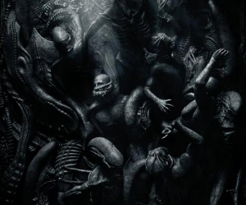 Xenomorphs rule in new 'Alien: Covenant' poster