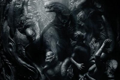 Xenomorphs rule in new 'Alien: Covenant' poster