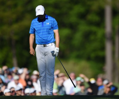 Sung Kang holds early lead in Shell Houston Open; Jordan Spieth, Adam Scott likely to miss cut