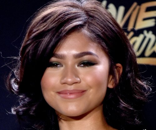Zendaya says her 'Spider-Man' character was about 'embracing the weird'