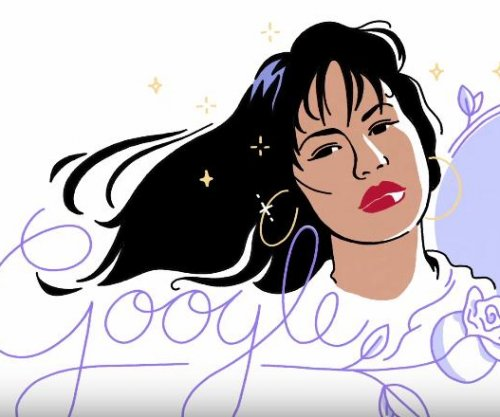 Google celebrates the career of Selena Quintanilla with a new Doodle