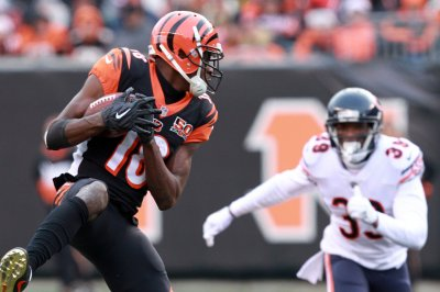 Bengals WR Green (groin) might face Falcons