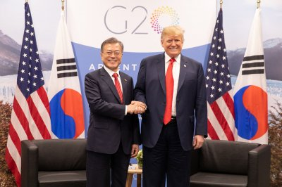 Trump, Moon to convene for summit in Washington