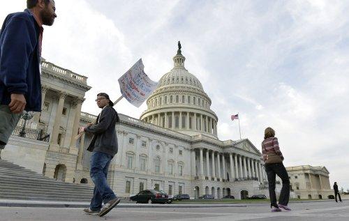 Trade group blames Washington for retail decline