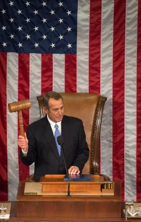 Report: Boehner avoided coup attempt