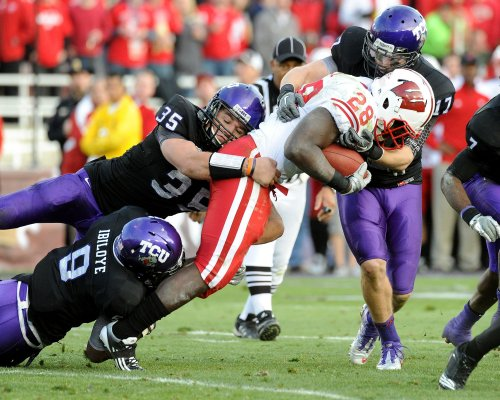 UW star Montee Ball kicked, beaten in assault