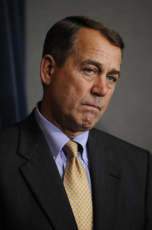 Boehner gets tough with GOP laggards