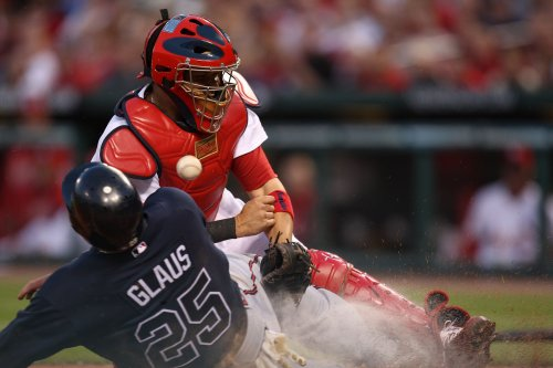 MLB: St. Louis 5, Atlanta 4