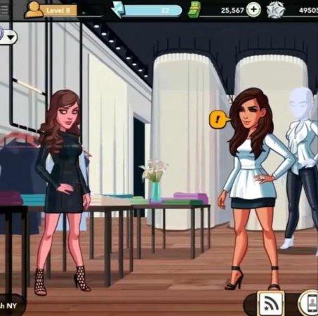 Kim Kardashian unveils new video game