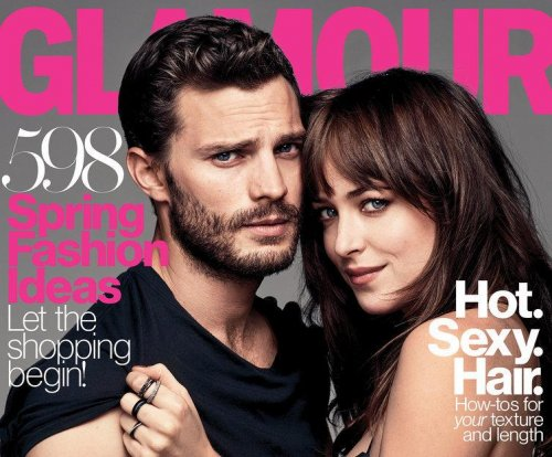 Jamie Dornan, Dakota Johnson talk 'Fifty Shades' sex scenes