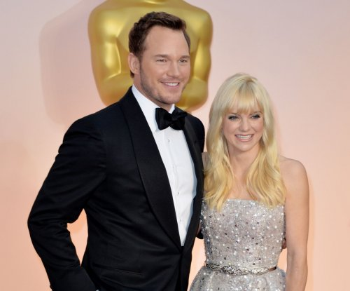 Anna Faris gushes about husband Chris Pratt