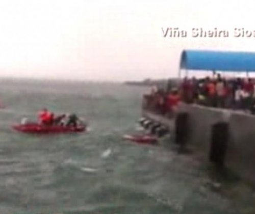 Owner of ferry that capsized in Philippines charged with murder