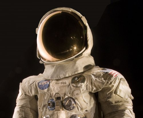 Kickstarter project launched to conserve Neil Armstrong's spacesuit