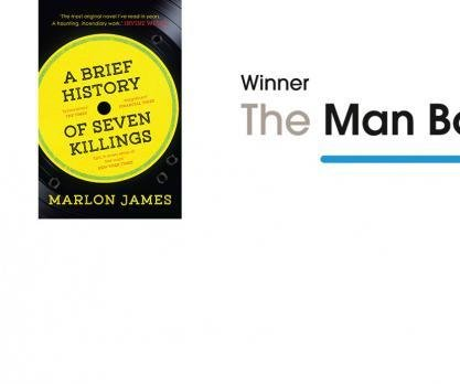 Marlon James wins Man Booker Prize for his novel 'A Brief History of Seven Killings'