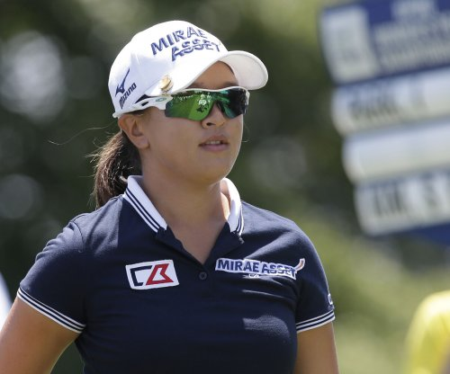 Sei Young Kim moves up to No. 5 in Rolex Rankings