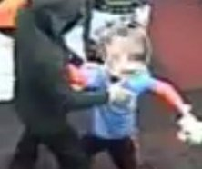 Boy, 7, throws hands to defend Game Stop from armed robbers