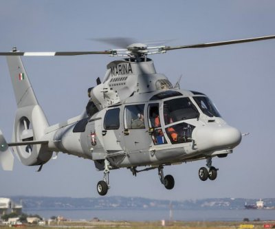 Mexico receives upgraded Panther helo from Airbus