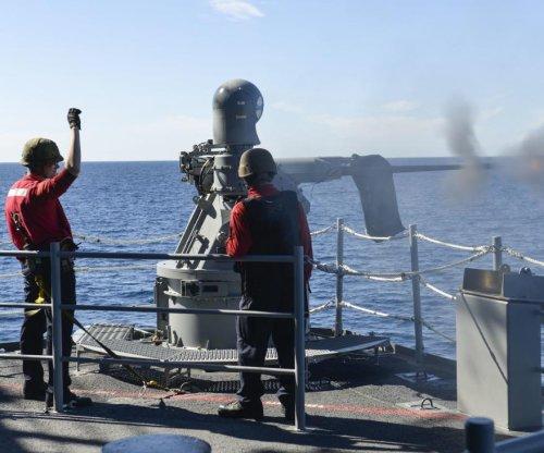 USS Nimitz completes sea trials