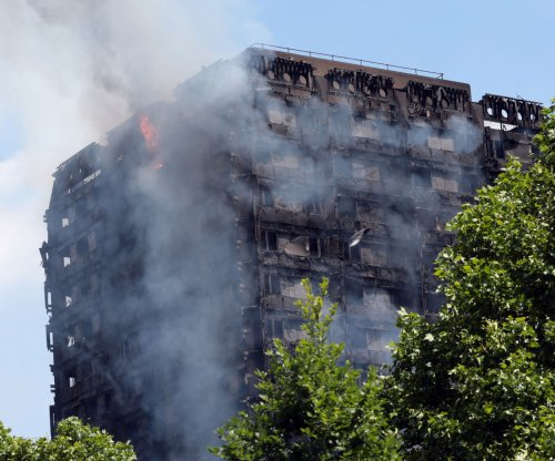 London high-rise death toll rises to 12; more feared dead