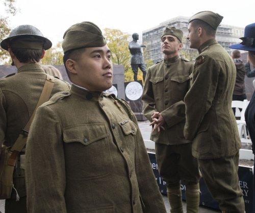 National World War I Memorial breaks ground in Washington, D.C.