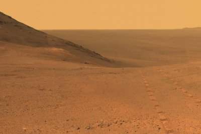 Opportunity rover expected to call home as Martian dust storm clears