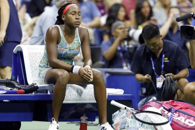 U.S. tennis star Coco Gauff says she considered hiatus due to depression