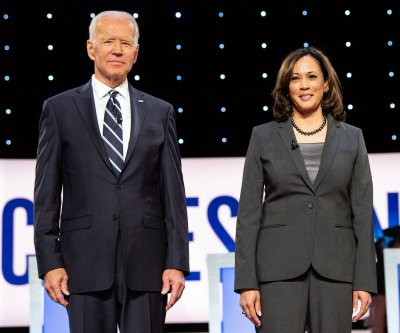 Biden, Harris slam Trump COVID-19 response in first joint public appearance
