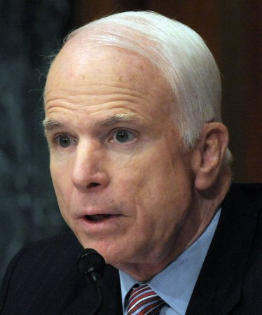 Opponents attest to McCain's eligibility
