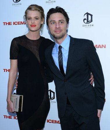 Zach Braff splits from longtime girlfriend Taylor Bagley