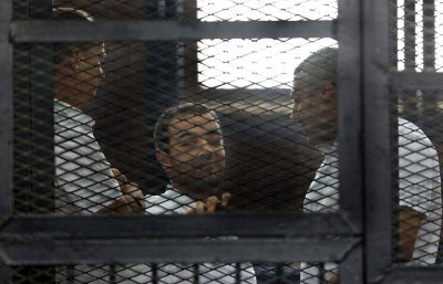 Egypt's Sisi: journalists should have been deported, not convicted
