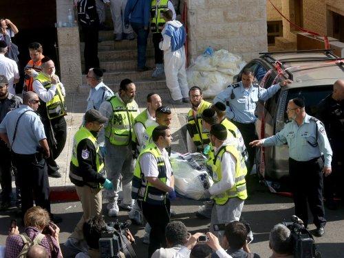 Obama condemns Jerusalem terror attack that killed 3 Americans