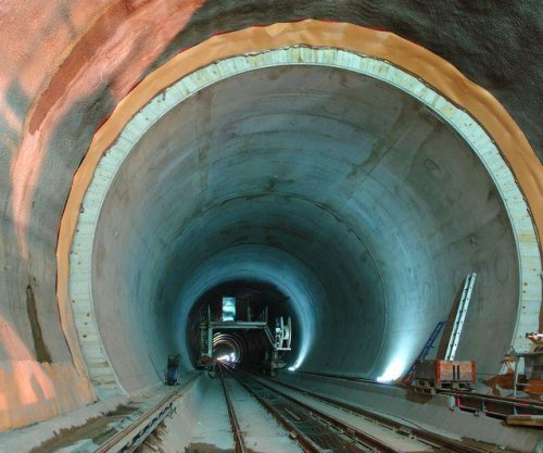 Longest, deepest rail tunnel in the world opens in the Swiss Alps