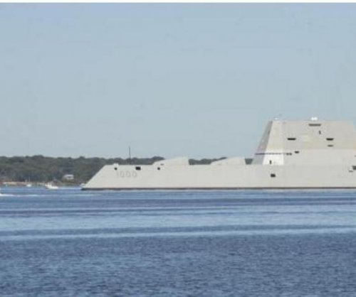 Navy's new $4.4B Zumwalt destroyer breaks down in Panama Canal