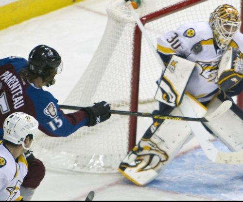 Nashville Predators acquire veteran F P.A. Parenteau from New Jersey Devils