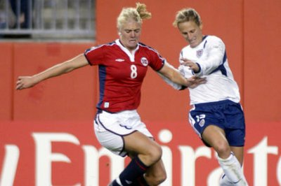 Norway's women's soccer team to earn same as men